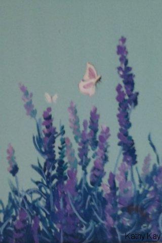 LavenderAndButterflies